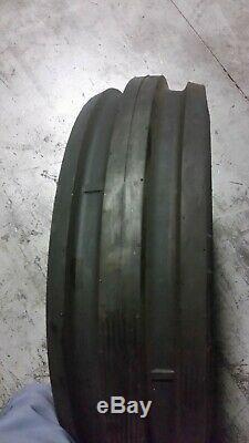 11L15 11L-15 Deestone 12ply tubeless Tri rib tractor tire