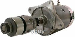 12V Starter with Drive C3NF11002D for Ford Tractor NAA 501 600 601 660 701 800 801