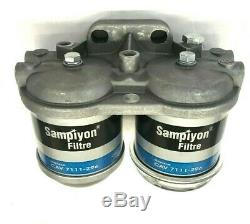 1447363M91 Dual Fuel Filter CAV Type Assembly For Massey Ferguson Tractors