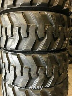 15-19.5 15/19.5 15x19.5 Loadmax loader tire 14Ply