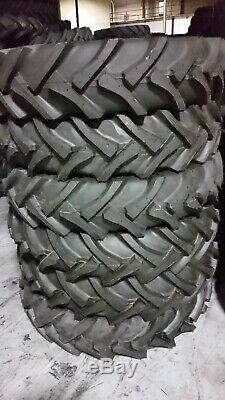 18.4-34 18.4x34 Firestone 23 degree 8ply tubeless tractor tire