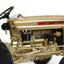 1/16 Scale Ford 881 Gold Demonstrator Tractor, Farm Toy Museum by ERTL 13937