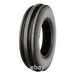 2 400X19 4.00-19 400-19 F2 Triple Rib FORD 2N 9N Front Tractor Tires with Tubes