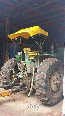6A222 Tractor 40 3 Bow YELLOW Buggy Top for JOHN DEERE 2520 3010 3020 4010 4020