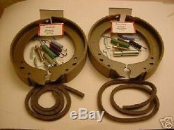 8NAA2250 / 8N2200BAF Complete 8N & NAA Ford Tractor Brake Shoe Repair Kit