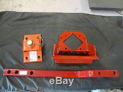 8n Naa Jubilee 600 601 2000 Ford Tractor Swinging Drawbar Kit