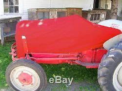 9N, 2N, 8N Ford Tractor Covers