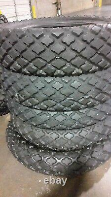 9.5/16 9.5-16 Cropmaster R3 4ply tube less tractor tire
