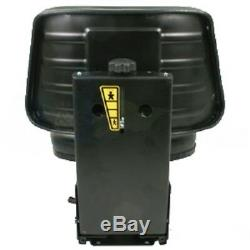 Black Fullback Tractor Suspension Seat Ford / New Holland 600, 601,800,801 #vc