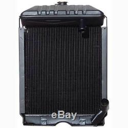 C5NN8005AB Radiator for Ford NAA 600 700 800 900 2000 4000 Tractors