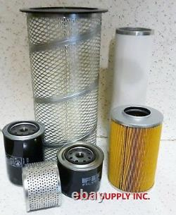 Diesel Tractor Filter Kit to fit Ford New Holland 555A 555B 655 655A after 81