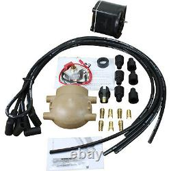 Electronic Ignition Conversion Plug Wire Tune Up For Ford Truck Tractor 2N 8N 9N