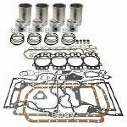 FARMALL/ McCORMICK ENGINE OVERHAUL KIT C152 CID 4 CYL GAS H HV OS4 O4 W4