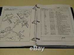 Ford 2N, 8N, 9N Tractor Repair Service Manual, Parts Catalog, Operators Manual