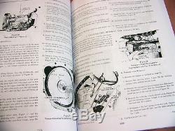 Ford 4400 4500 Loader Backhoe Tractor Service Repair Shop Manual Owner Operators