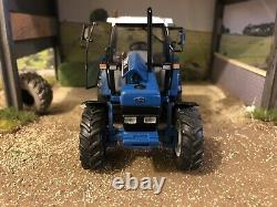 Ford 7740 SLE 4wd tractor Conversion 132 scale Farm model TRAKTOR