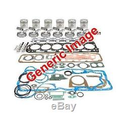 Ford 7810, 7910, 8210, 8530, Tw5 Tractor Engine Rebuild Kit