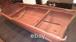 Ford 8N Tractor NOS Hood (Double Stamped)