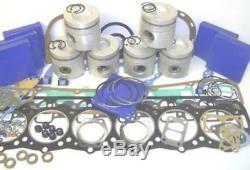 Ford Bsd666t/ti 8630 8730 8830 9700 Tw15 Tw20 Tw25 Tw30 Tw35 Engine Rebuild Kit
