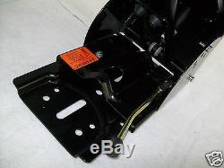 Ford / New Holland 2n, 8n, 9n, Naa, Black Universal Tractor Suspension Seat #ia