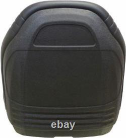 Ford New Holland Black Seat with Hinge Bracket Fits 45 TC23DA TC25 2030 T1010
