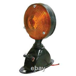 Ford New Holland Tractor Amber Flasher Rear Safety Light C5nn13n359e D4nn13n359c