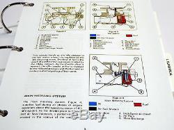 Ford Tractor 2600,3600,4100,4600,5600,5900,6600,7600 Service Manual Repair Shop