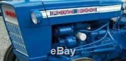 Ford Tractor 3000 175 CID Diesel Engine Overhaul Kit In Frame
