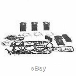 Ford Tractor 4000 (1965-5/1969) 201 CID Diesel Engine Overhaul Kit