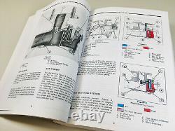 Ford Tractor 5610 6610 6710 7610 7710 Service Shop Repair Manual Parts Catalog