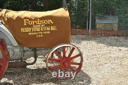 Fordson Tractor Model F Covers Henry Ford & Sons 1918 1922