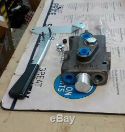 HV4012 New Ford Tractor Hydraulic Valve Kit 600 700 800 900 2000 3000 4000 5000
