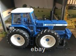 Handbuilt TAB County 1884 Tractor Conversion 132 Scratchbuilt WOW