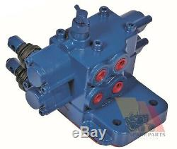 Hydraulic Double Remote Valve Ford 5000-6000-6600 Fordson Major Tractor