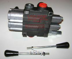 Hydraulic Monoblock Spool Valve for Compact Tractor Fiat Iseki Farm Pro Farmall