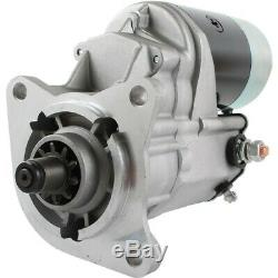 NEW GEAR REDUCTION STARTER FORD 2000 3000 4000 5000 TRACTOR Higher Torque 26291A