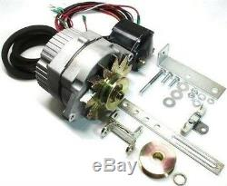 New Alternator Kit For Early Ford 8N, 2N, and 9N Tractors Front Distributor
