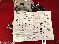 New Ford 8n 12 V Conversion Kit(side Mount Distributor) Sn 263844-up