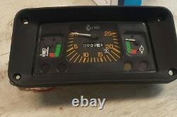 New Ford Tractor Instrument Gauge Cluster 83954555 or E5NN10849DA