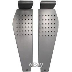 New LH & RH Step Plate Running Boards with Brackets for Ford Tractor 2N 9N