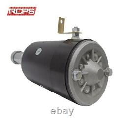 New Starter & Drive Combo Ford Tractor Farm 2n 8n 9n 28hp 30hp & Lester 3109