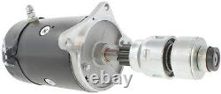 New Starter with Drive fits Ford Tractor 501 601 701 801 1800 2000 2030 2120