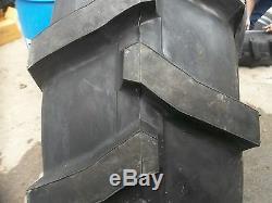 ONE 14.9X28,14.9-28 FORD JOHN DEERE 8 Ply R 1 Bar Lug Tractor Tire