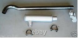 Oliver Tractor Exhaust Muffler & Pipe Super 55, 550
