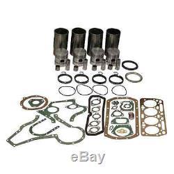 Overhaul Kit Case/ih Bd144 Bd154 Engine B275, B414, 424, 444, 354, 365, 384 3414