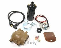 Pertronix 1247XT Ignitor Ford 2N 8N 9N Tractor Points Conversion 4 Cylinder
