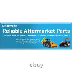 RW12246 Rear Wheel Rim Fits Ford/Fits New Holland Tractors 12 x 24 6 Lugs/Loop