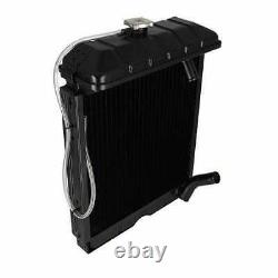 Radiator Aftermarket Compatible with Ford 4110 2000 2120 4000 New Holland
