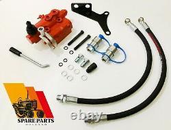 Single Hydraulic Remote Kit Massey Ferguson 35 50 65 135 150