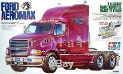 Tamiya 114 Tractor Trucks FORD AEROMAX EP RC Car On Road #56309